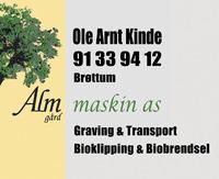 Alm Maskin AS