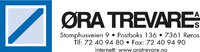 Øra Trevare AS