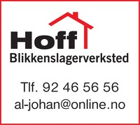 Hoff Blikkenslagerverksted