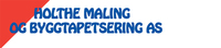 Holthe Maling & Bygg Tapetsering