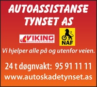 Autoassistanse Tynset AS