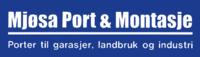 Mjøsa port & montasje