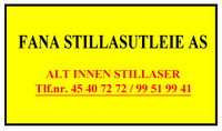Fana Stillasutleie As