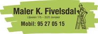 Maler K Fivelsdal