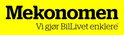Logoen til Mekonomen Hønefoss