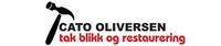 Cato Oliversen tak blikk og restaurering