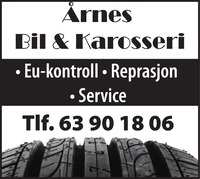 Årnes Bil & Karosseri AS