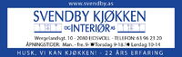 Svendby Kjøkken og Interiør AS