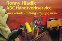ABC Håndtverkservice Ronny Hladik