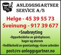R/S Anleggsgartnerservice AS