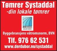 Tømrer Systaddal