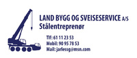 Land Bygg og Sveiseservice AS
