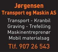 Jørgensen Transport og Maskin AS