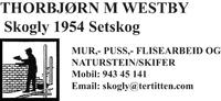 Thorbjørn M Westby