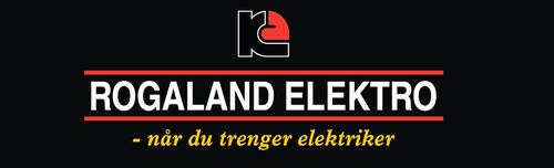 Logoen til Rogaland Elektro AS