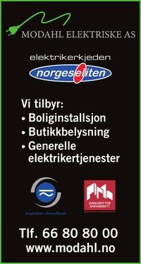 Annonse i Østlandets Blad - Bygg og fagfolk