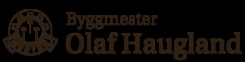 Byggmester Olaf Haugland