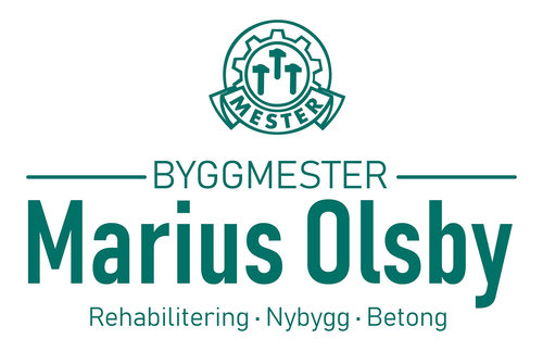 Byggmester Marius Olsby AS