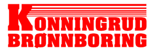 Logoen til Konningrud Brønnboring