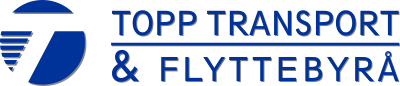 Logoen til Topp Transport