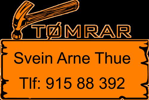 Logoen til Tømrer Svein Arne Thue