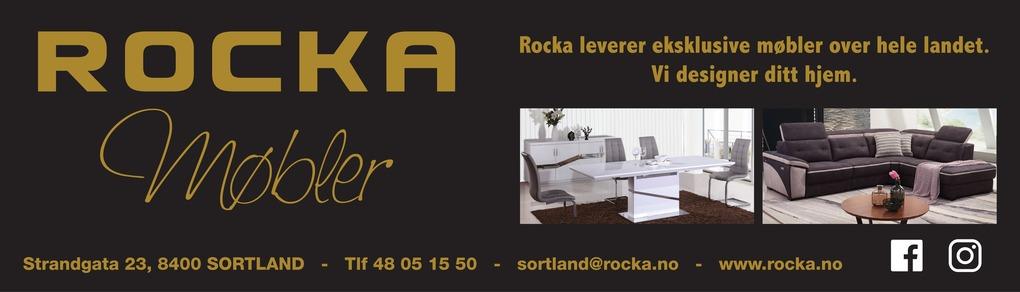 Rocka Møbler og Interiør Sortland