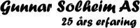 Gunnar Solheim AS