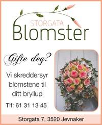 Annonse i Ringerikes Blad - Alt til bryllupet