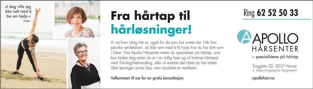 Apollo Hair Center Hamar