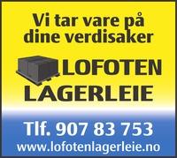 Annonse i Lofotposten