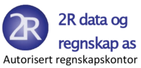 2r Data og regnskap AS
