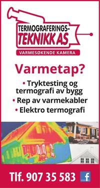 Annonse i Østlandsposten - Bygg og fagfolk