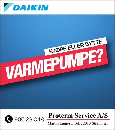 Proterm Service AS