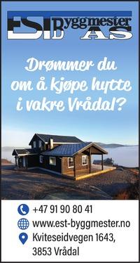 Annonse i Telemarksavisa - Bygg og fagfolk