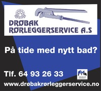 Annonse i Akershus Amtstidende - Bygg og fagfolk
