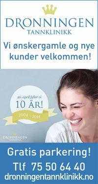 Annonse i Avisa Nordland