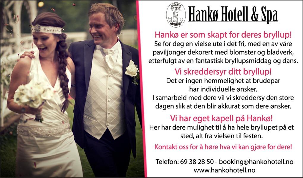 Hankø Fjordhotell & Spa AS