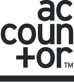 Logoen til Accountor Sarpsborg