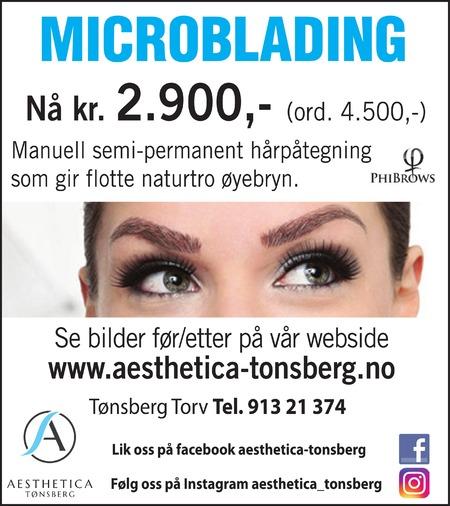 Aesthetica Tønsberg