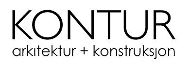 Logoen til Kontur arkitekter AS