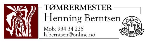 Tømrermester Henning Berntsen AS