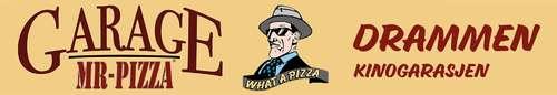 Logoen til Mr Pizza AS