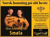 Annonse i Tidens Krav - Nye bedrifter