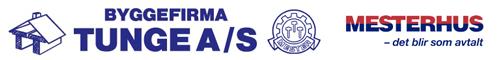 Logoen til Byggefirma Tunge AS