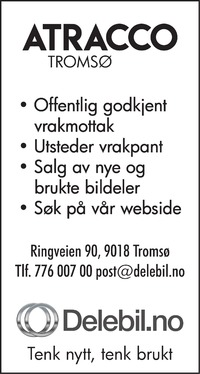 Annonse i Nordlys