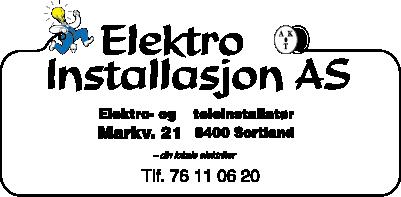 Elektro Installasjon AS
