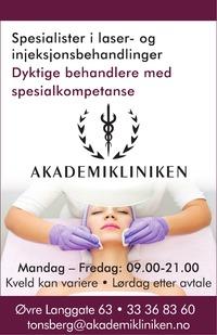 Annonse i Øyene - Helse og velvære
