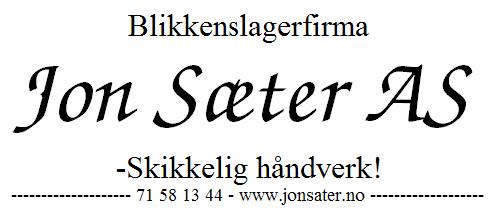 Jon Sæter AS