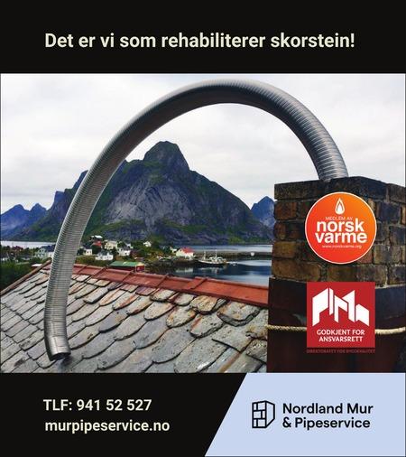 Nordland Mur og Pipeservice AS