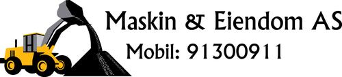 Maskin & eiendom AS